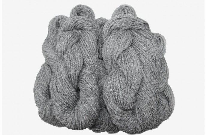 Grey yarn (Lithuanian wool)