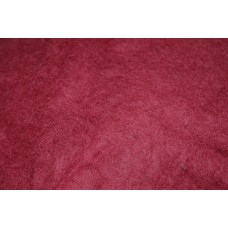 Beets color carded wool