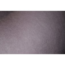 Grey Violet color carded wool