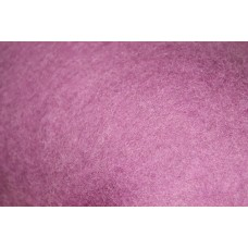Light Violet carded wool