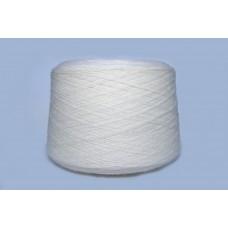 White yarn (Merino wool)