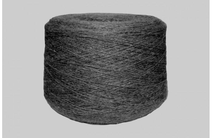 Black yarn (N.Zealand) on cones