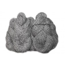 Brindled yarn (N.Zeland)