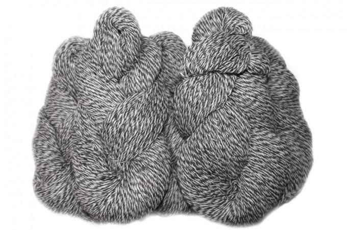 Brindled yarn (N.Zeland)