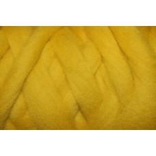 Lemon Color wool tops